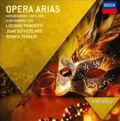Renata Tebaldi - Virtuoso: Opera Arias
