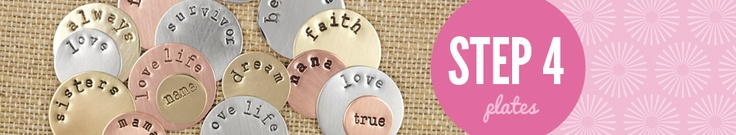 3 different sizes, 3 different metals. Absolutely love the inspirational words you can put in you living locket. tory.origamiowl.com
