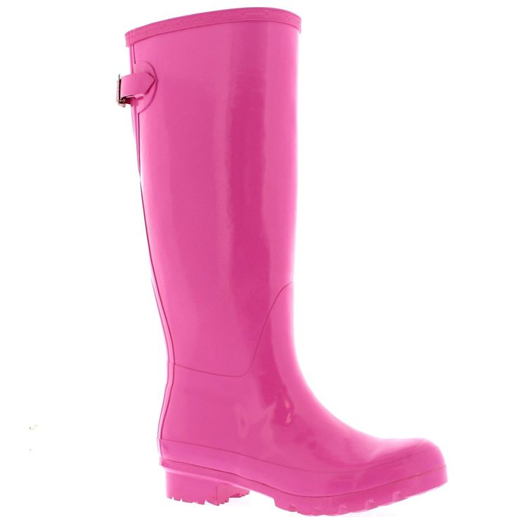 1000  images about Best-Rated Pink Rubber Rain Boots For Women On ...