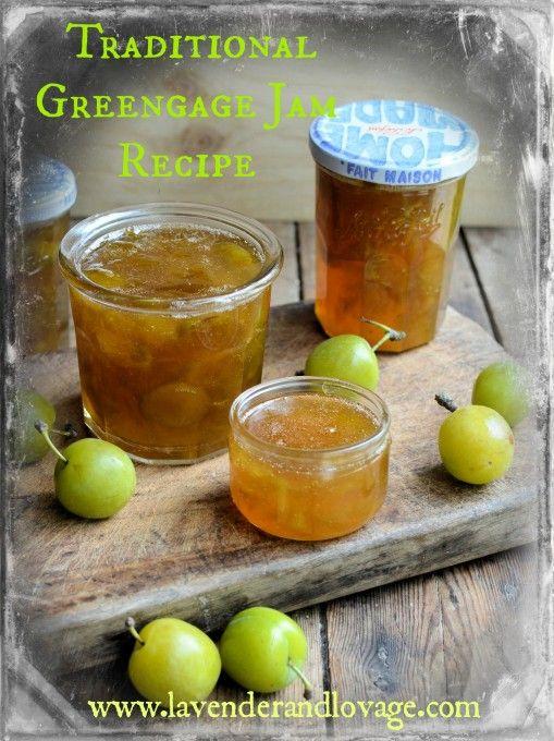 Greengage Jam