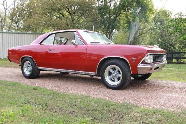 1966 Chevy Chevelle Malibu Price - $44,000 Location - , Texas