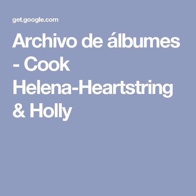 Archivo de álbumes - Cook Helena-Heartstring & Holly