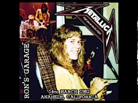 Metallica - Ron McGovney's '82 Garage Demo