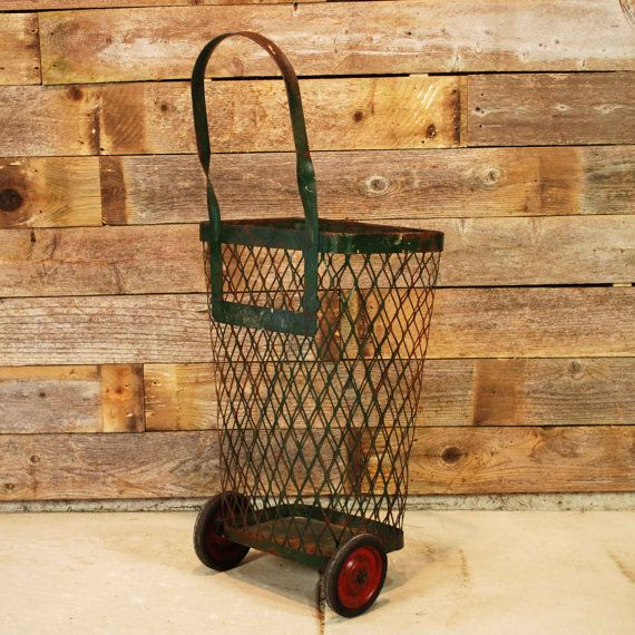 1000 Ideas About Metal Cart On Pinterest: 1000+ Images About Shopping Cart On Pinterest