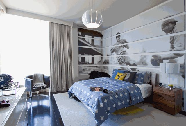 Комната для мальчика подростка ~ Sweet home