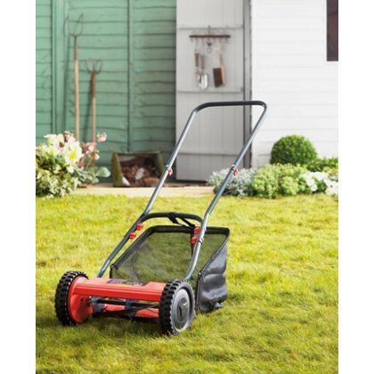 Sovereign Push Cylinder Lawn Mower - 30cm