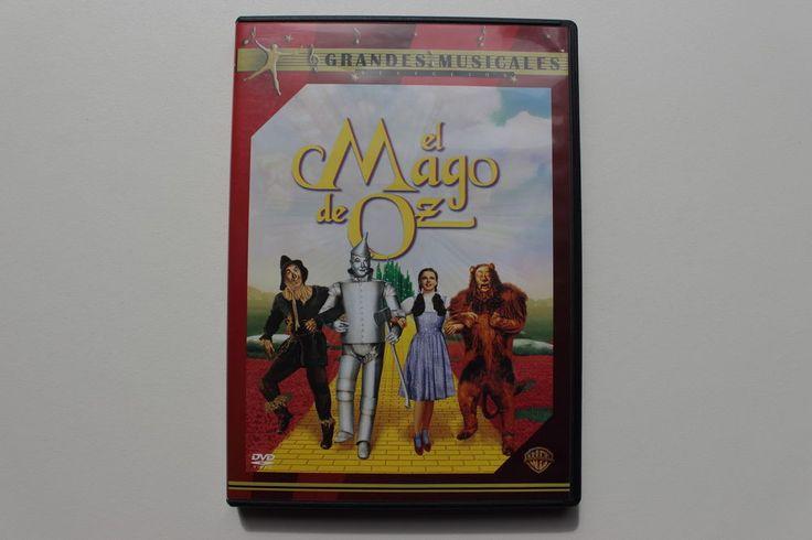 EL MAGO DE OZ ( THE WIZARD OF OZ ) - DVD - SELECCIÓN GRANDES MUSICALES