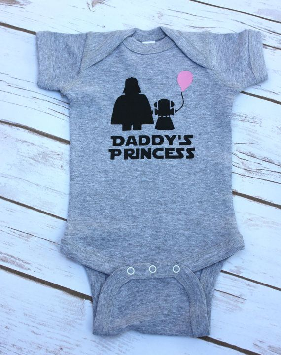 Daddy's Princess Star Wars / Darth Vader and by FiveWildHearts