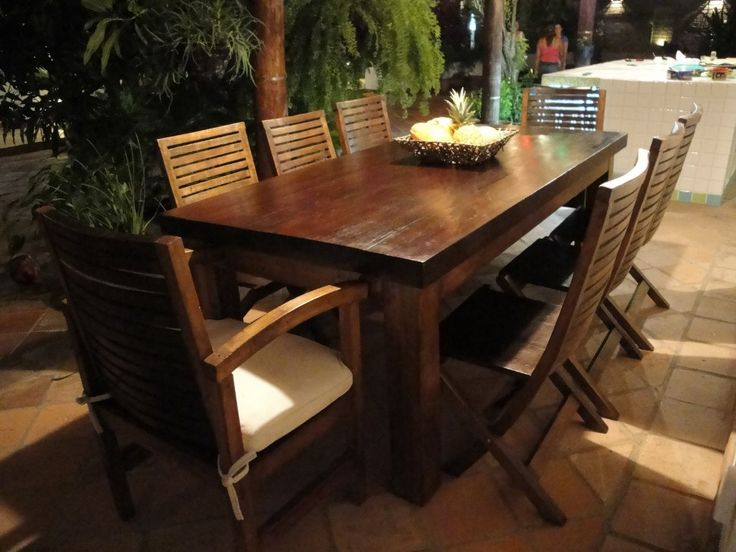Muebles Rusticos Casa Quinta   Comedores
