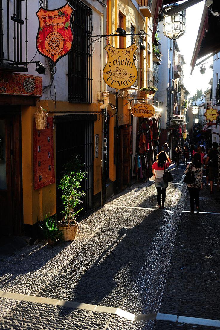 I would always visit wonderful Granada again and again http://www.travelandtransitions.com/european-travel/