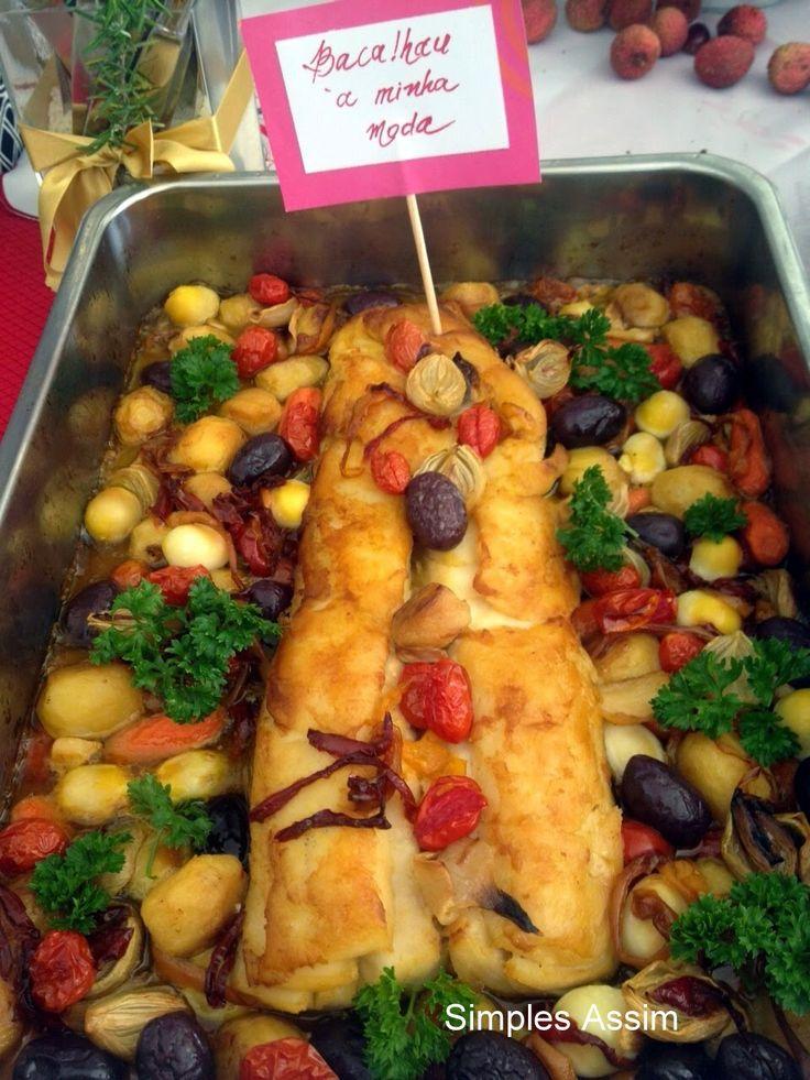 Especial de Natal - O melhor bacalhau que já comi ~ Simples Assim