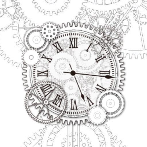 gears clocks drawing - Google Search