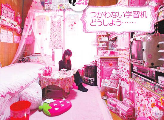 1000 images about kawaii rooms on pinterest pastel for Pastel diy room decor
