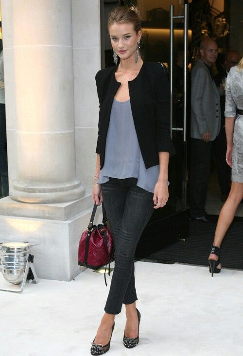 91 Best Images About Rosie Huntington Whiteley Style On Pinterest Hat Outfits Ankle Boot