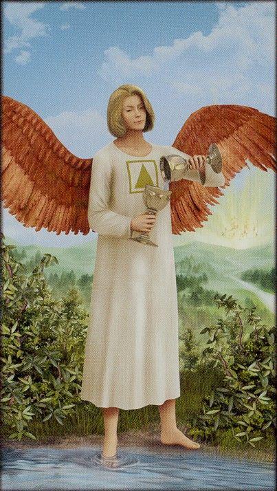 Xiv Temperance Balance Archangel Zadkiel: 17 Best Images About Temperance XIV On Pinterest
