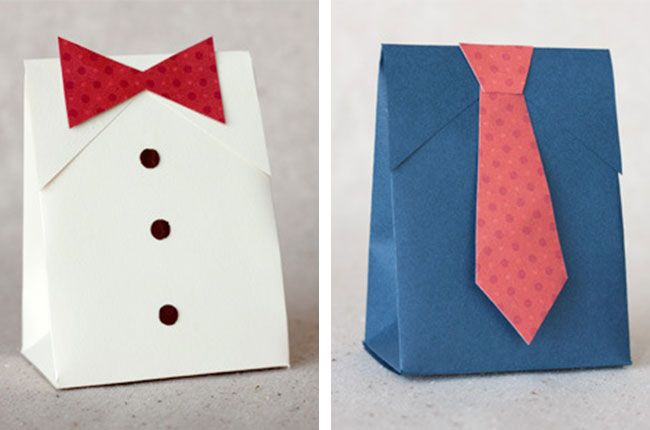 shirt and tie gift boxes