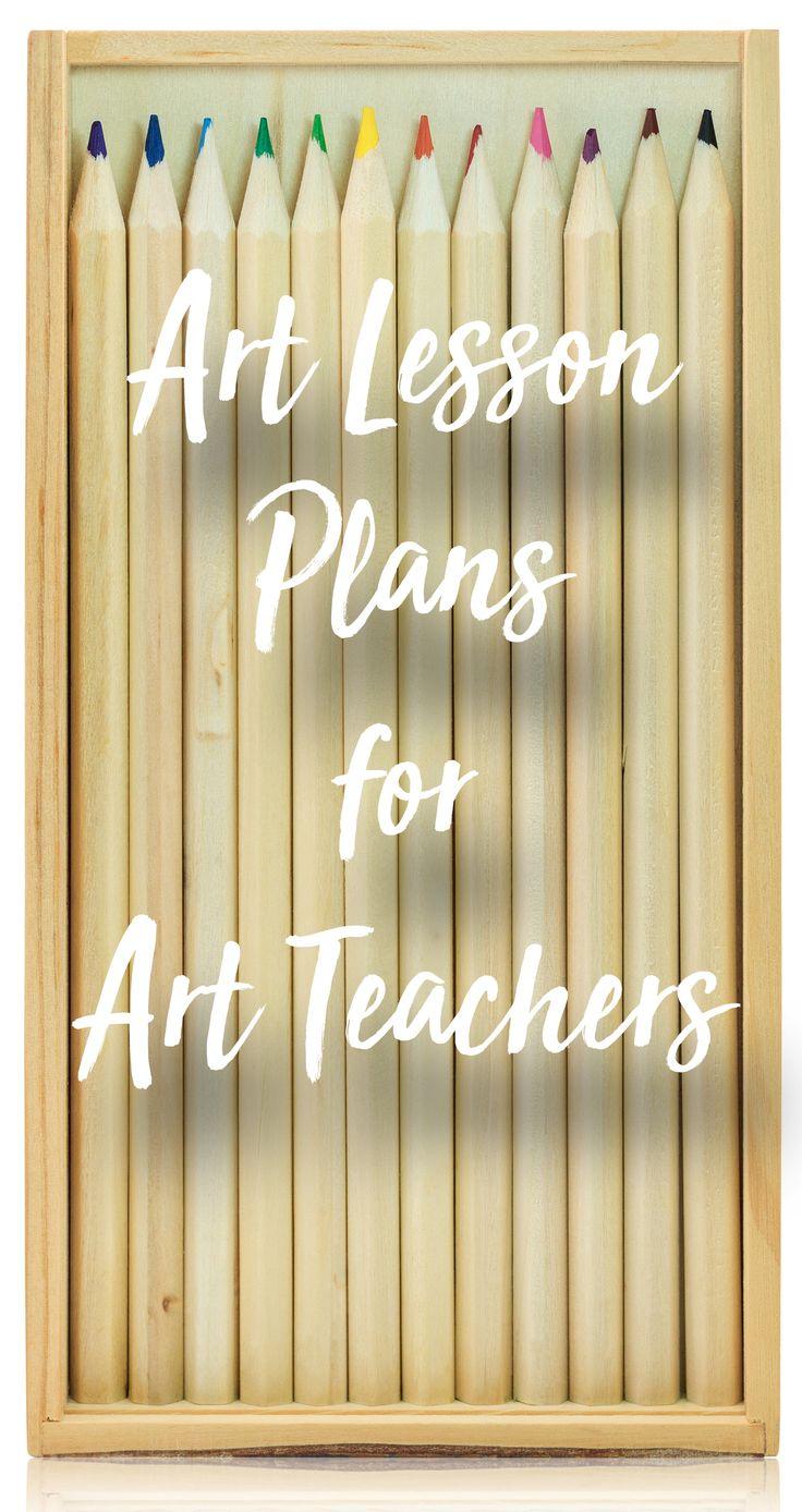 Art Lesson Plans for Busy Art Teachers