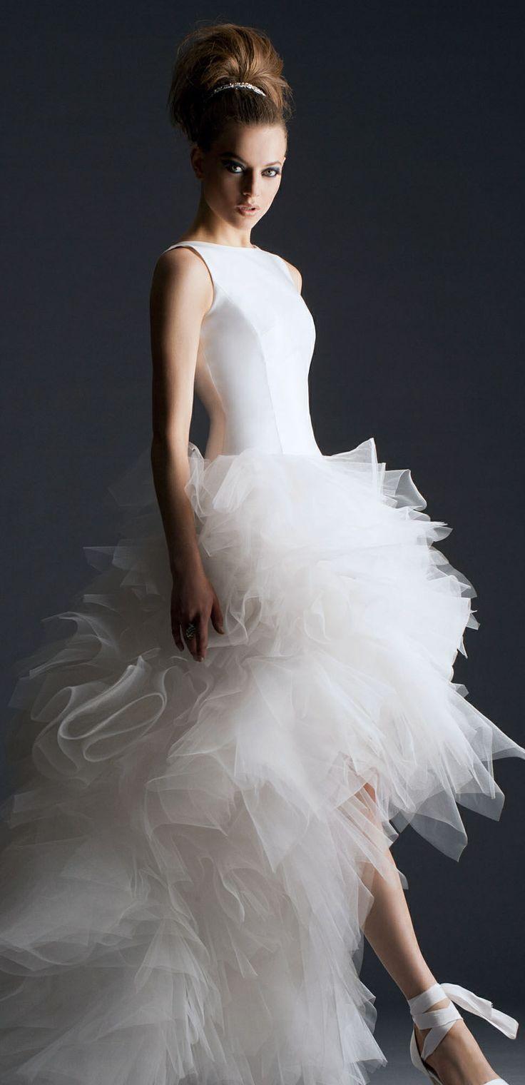 Cymbeline 2014 Wedding Dresses — Je Vous Aime Bridal Collection