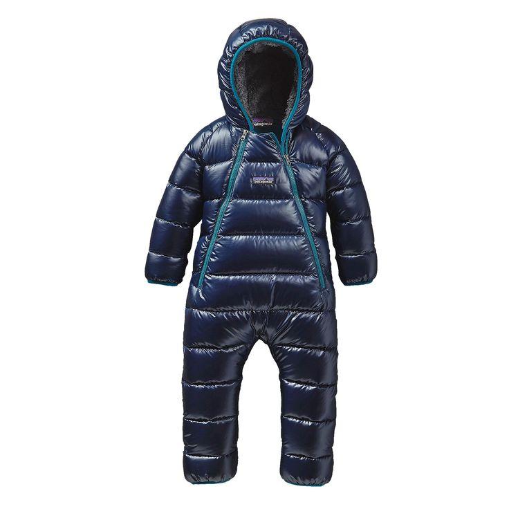 Patagonia Baby Hi Loft Down Sweater Bunting Baby