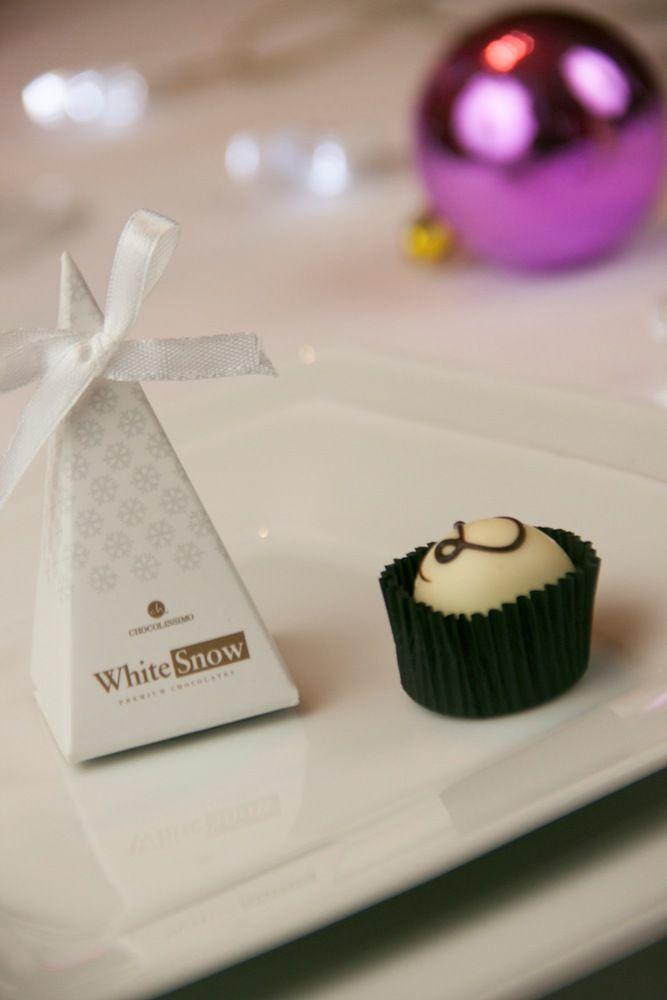 Słodka niespodzianka dla gości na świątecznym stole