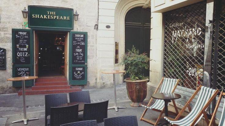 The Shakespeare Pub 12 Rue de la Petite Loge, 34000 Montpellier #foot #football #soccer #superfc #superfootballclub