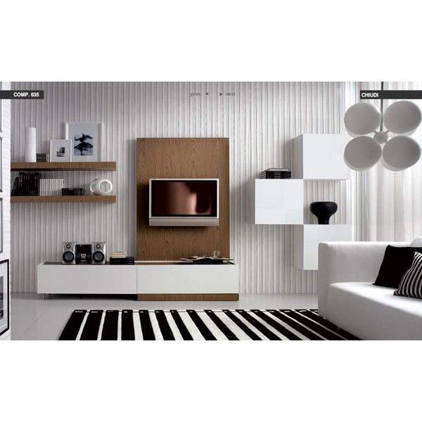 Modern Living Room Decorating Ideas From Tumidei Liked On Polyvore