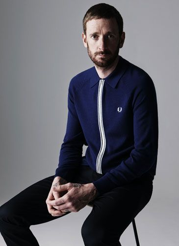 Fred Perry's Bradley Wiggins Spring collection