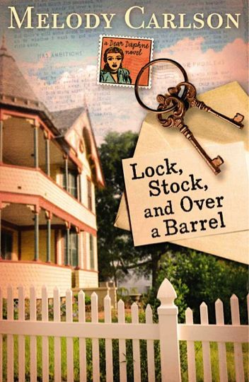Bargain e-Book: Lock, Stock, and Over a Barrel {by Melody Carlson} ~ $2.99! #kindle