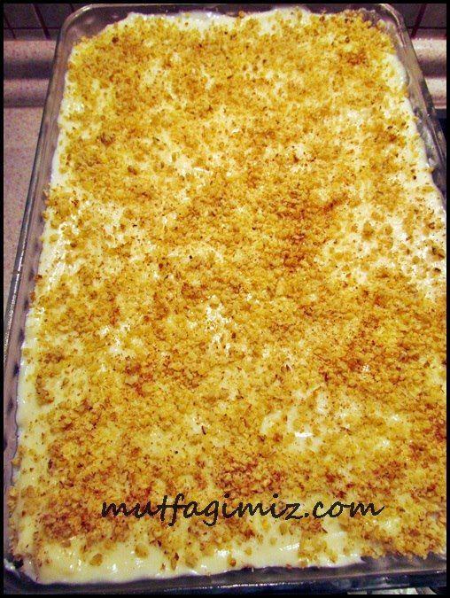 saklı kek muhallebiyle kek portakal ve ceviz ve tarcin aromasiyla Saklı kek tarifi Saklı kekin keki için gereken malzemeler: • 4 yumurta • 6 fincan un (türk) • 6 fincan şeker (türk) 1 fincan sıvı yağ (türk) • 2 yemek kaşığı süt 1…