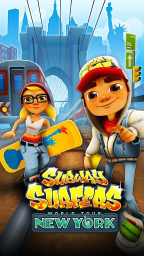 Subway Surfers Android Game - Free Download, this game has been in many country's and states once is went to Florida. This game is awesome!!