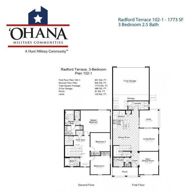 102 1 Square Feet 1773 Bedrooms 3