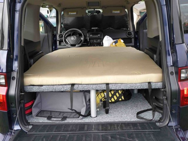 Nice Suv Bed Platform Part - 7: DIY Element Bed With Instructions