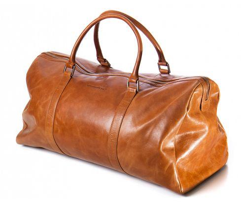 Na služební cesty se stylovou koženou taškou