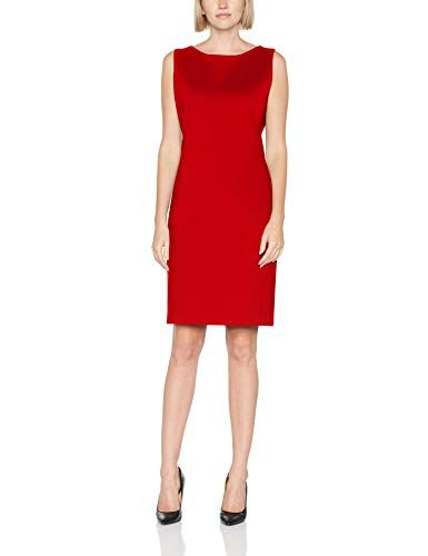 a37946405a9a3 United Colors of Benetton Dress Vestito Donna Rosso (Red 015) Large ...