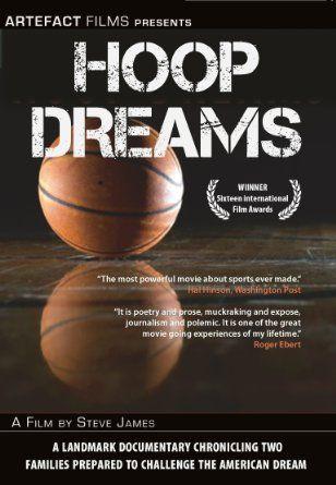 Hoop Dreams [DVD]