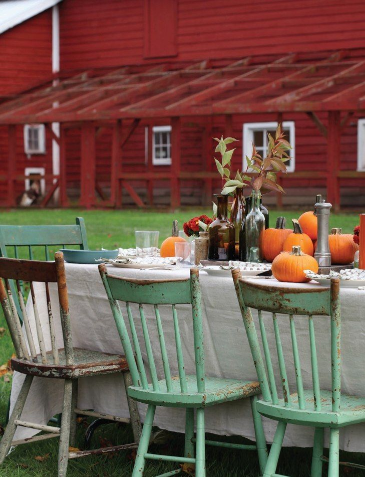Autumnal Feast at The Beekman Boys' Mansion in Sharon Springs, NY -- Sweet Paul Magazine - Fall 2013 - Page 121