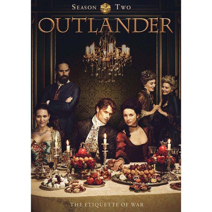 Outlander - Season 2 (Blu-ray/UV)