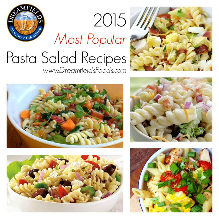 86 best images about Pasta Salads on Pinterest | Healthy pasta recipes ...