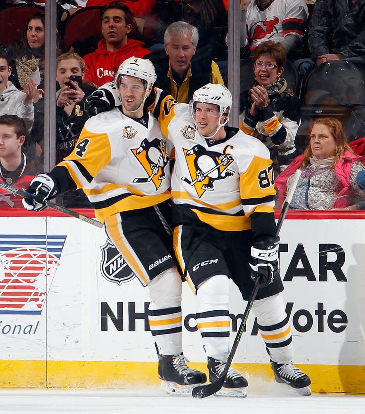December 28, 2016 vs. Carolina. Sidney Crosby scored his NHL-best 26th goal en route to victory. Final Score, 3-2 Penguins.