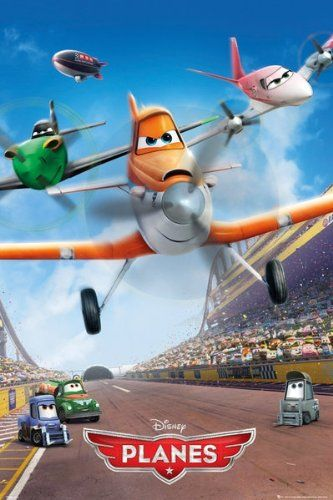 235 best images about Cartoon cars & trucks & planes on ... Planes Movie Poster