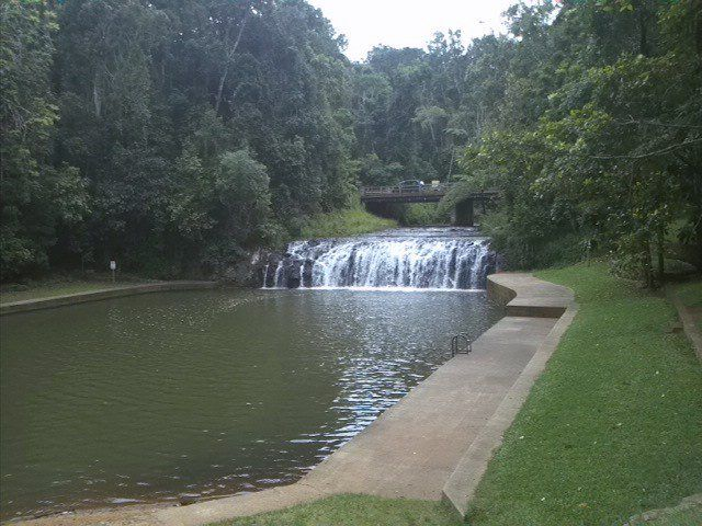 Malanda Falls 2