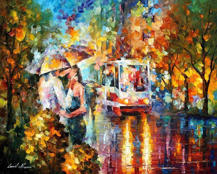 The Passion - Original Oil Painting On Canvas By Leonid Afremov http://afremov.com/The-Passion-Original-Oil-Painting-On-Canvas-By-Leonid-Afremov-24-X30.html?bid=1&partner=15955