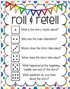 Coffee Cups and Lesson Plans: Sparking Student Motivation with Reading Roll and Retell
