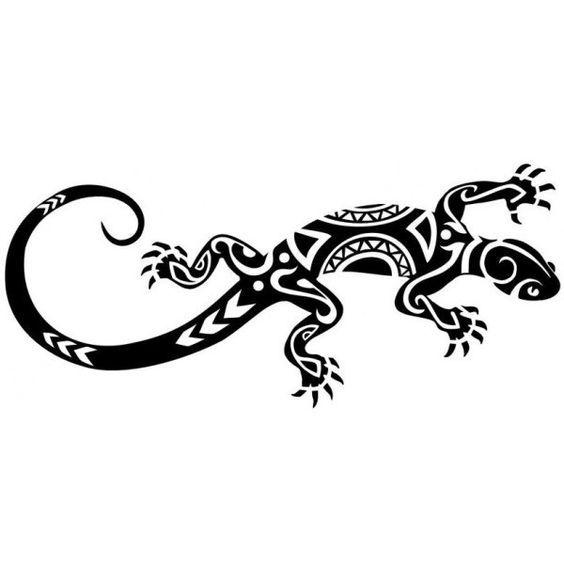 salamandre - Căutare Google | Tatouage lezard, Tatouage marquisien, Dessin lezard
