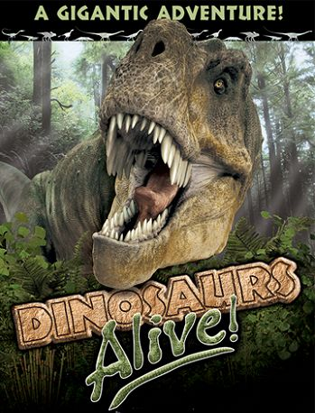 DINOSAURS ALIVE! NOW SHOWING AT FERNBANK MUSEUM'S IMAX THEATRE | Macaroni Kid