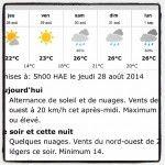On lâche pas, le week-end s'en vient! #meteo #weather #montreal #quebec #rentrée