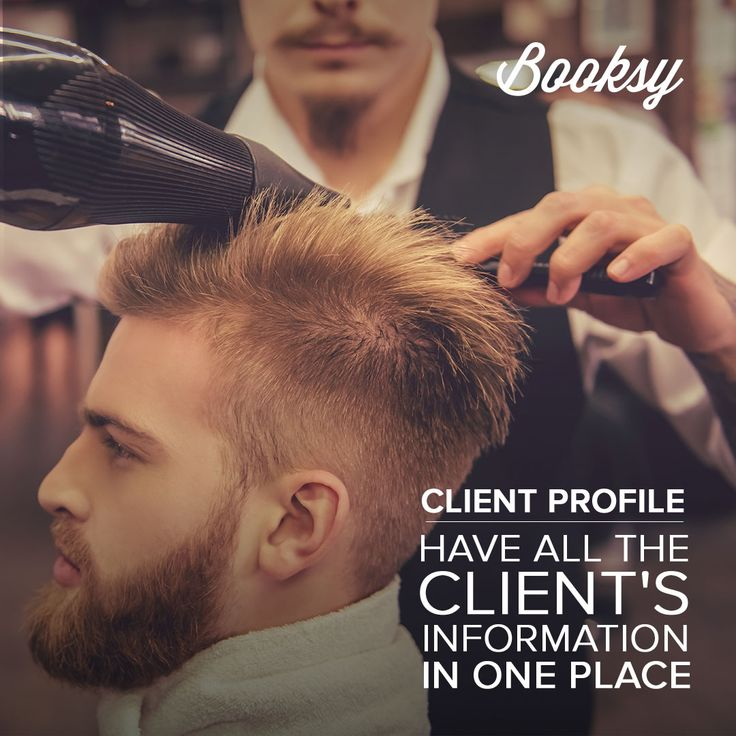 Did You know that with Booksy You can have all information about clients in one place? That's not all! You get easy 24/7 online scheduler, advanced marketing tool and POS! Check out yellow BooksyBIZ  app. Your clients gonna love it!
