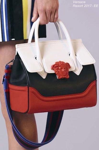 Versace Resort 2017- EE Women's Handbags & Wallets - amzn.to/2iZOQZT Clothing, Shoes & Jewelry : Women : Handbags & Wallets :