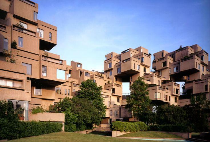 Complejo residencial en Montreal, Canadá