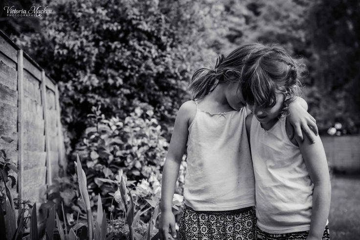 """""""You keep me safe, i'll keep you wild"""" - This is what sisters do for each other x #childhood #mylittleladies #befree #whisper"""